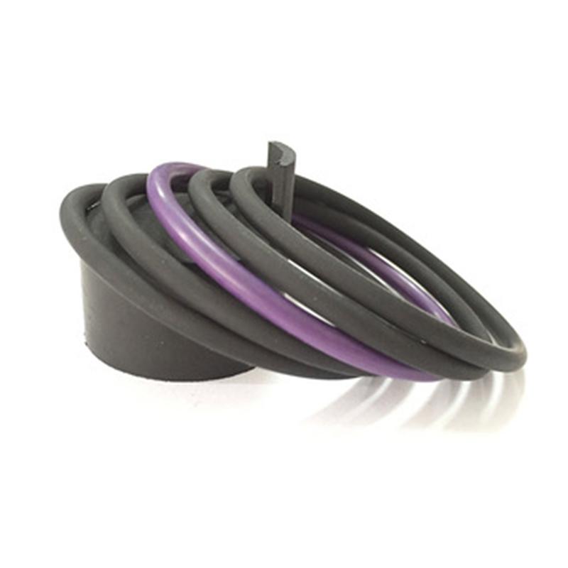 Superkondensator verwenden Isolierung lila EPDM-O-Ring