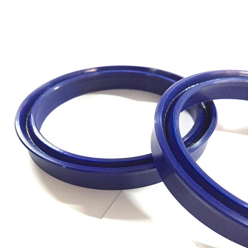 Hydraulische pneumatische Kolbenstangendichtung aus Polyurethan