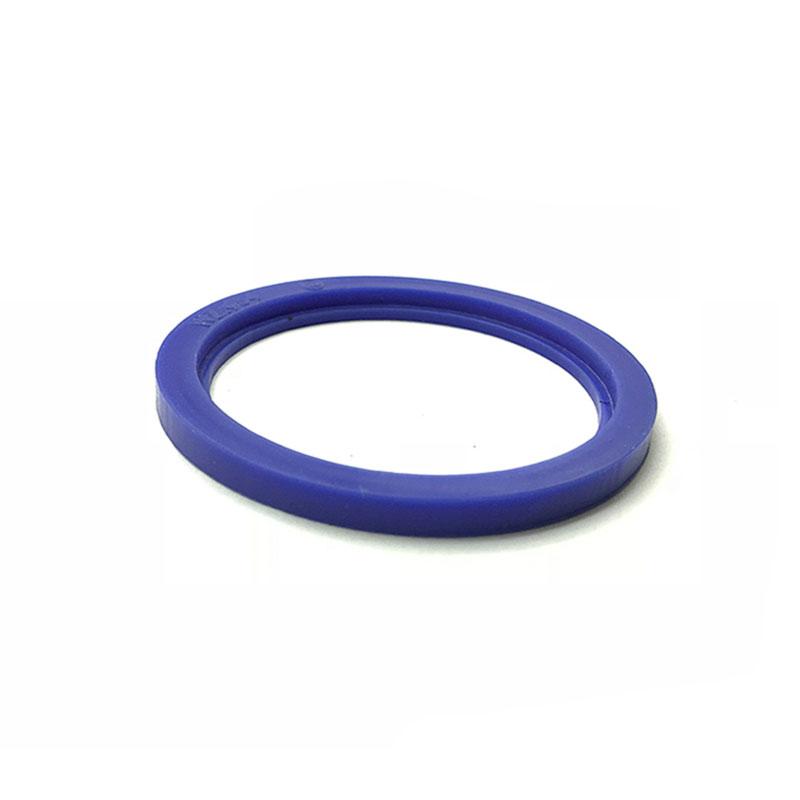 SMS Sanitär Runde blaue Union Silikondichtungen