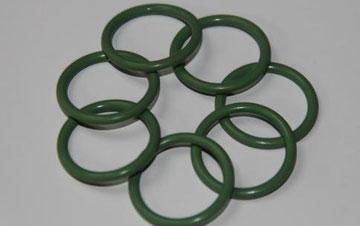 Verschleißfester Gummi-O-Ring